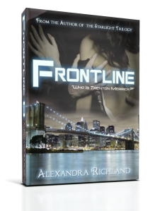 3D Frontline Cover FRONT