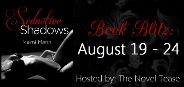 Seductive Shadows Book Blitz Banner