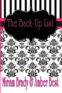The Back-Up List cover