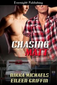 Chasing Matt Book Cover