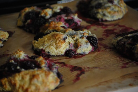 marionberry scones 2