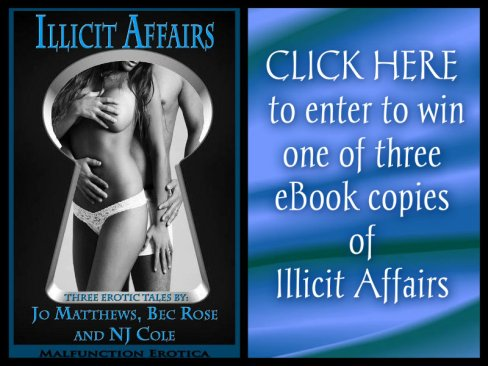 Illicit Affairs Giveaway
