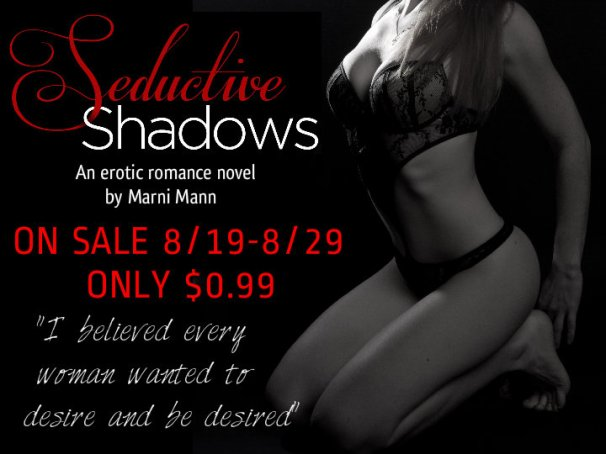 Seductive Shadows $0.99 August Promo