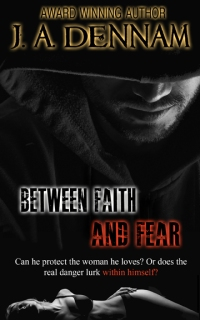 Between Faith and Fear Cover