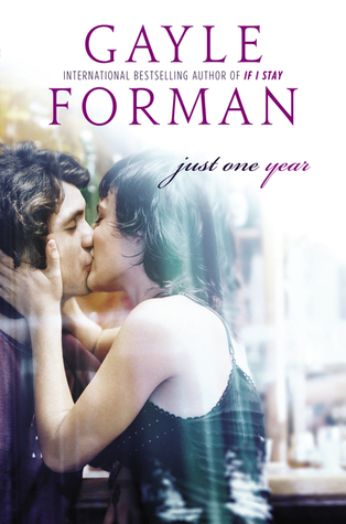 Just One Year- Gayle Forman cover