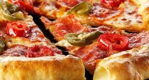 Blazin' Inferno Pizza
