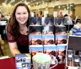 Rachael Wade Author Photo 2013