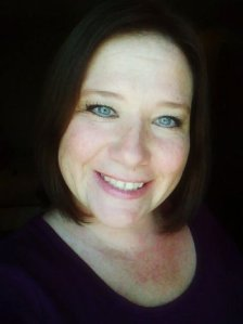 Kim Flores Author pic