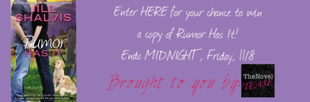 Rumor Has It Giveaway