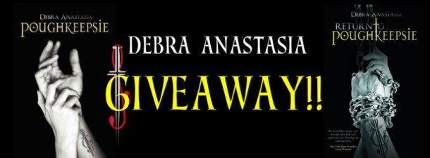 Debra Anastasia Giveaway