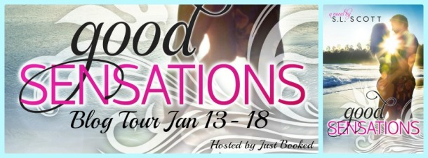 Good Sensations Blog Tour Banner