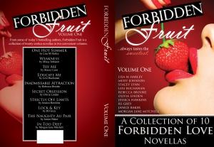 Forbidden Fruit Volume 1 FULL Cover