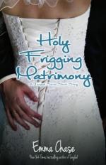 Holy Frigging Matrimony Cover