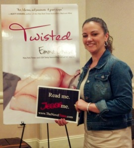 DC Author Event - Emma Chase