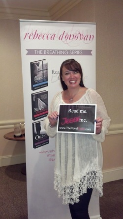 DC Author Event - Rebecca Donovan