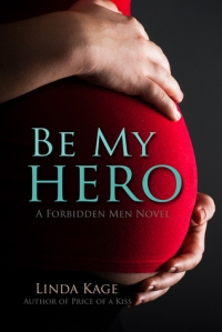 Be My Hero Cover
