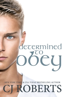 Determined to Obey Cover
