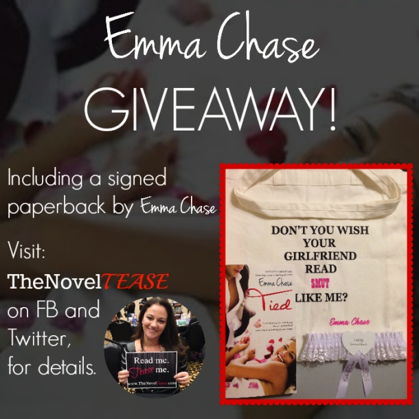 Emma Chase Giveaway