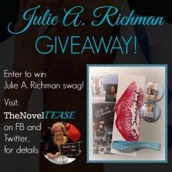 Julie Richman Giveaway