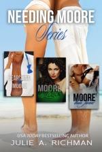 Needing Moore Series Cover