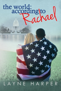 The World According to Rachael Cover