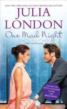 One Mad Night Cover