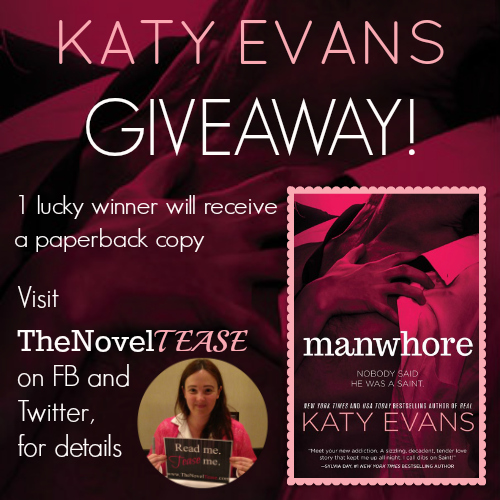 Manwhore Giveaway