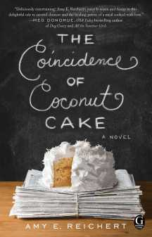 The Coincidence of Coconut Cake Cover