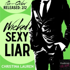 Wicked Sexy Liar Pre-Order