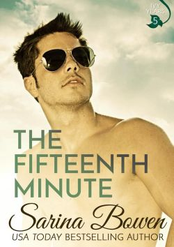 The Fifteenth Minute Cover