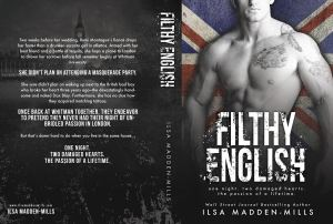 Filthy English Cover FULL